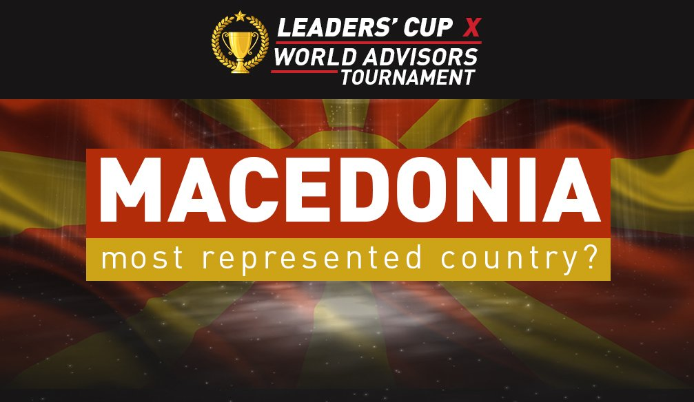 Macedonia May Become the Most Represented Country in 1/64 Finals