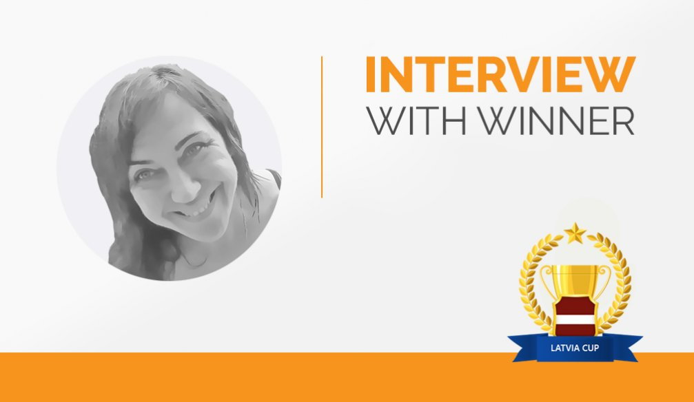 Interview with the Winner – Daiva Petunova