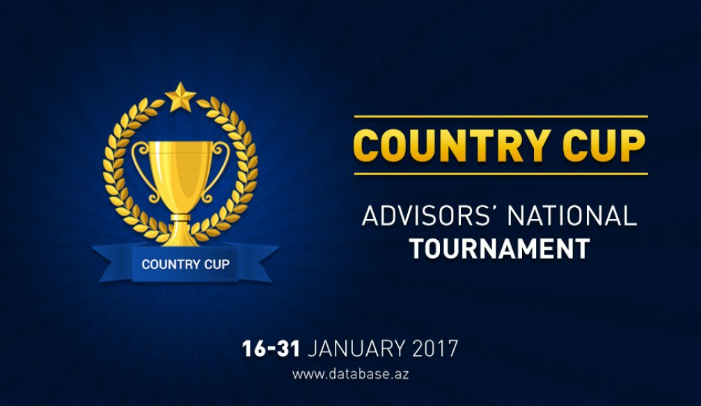 January Country Cup (updated)