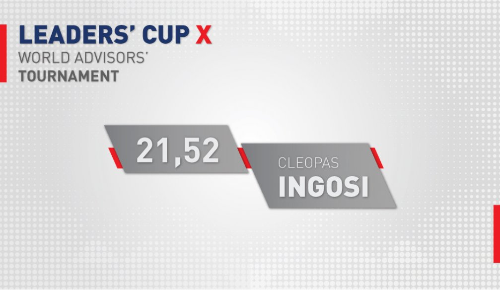 Cleopas Ingosi Is the Closest to Win in This Round