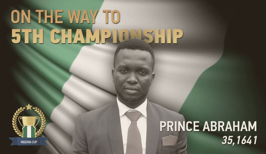 Prince Abraham is close to victory