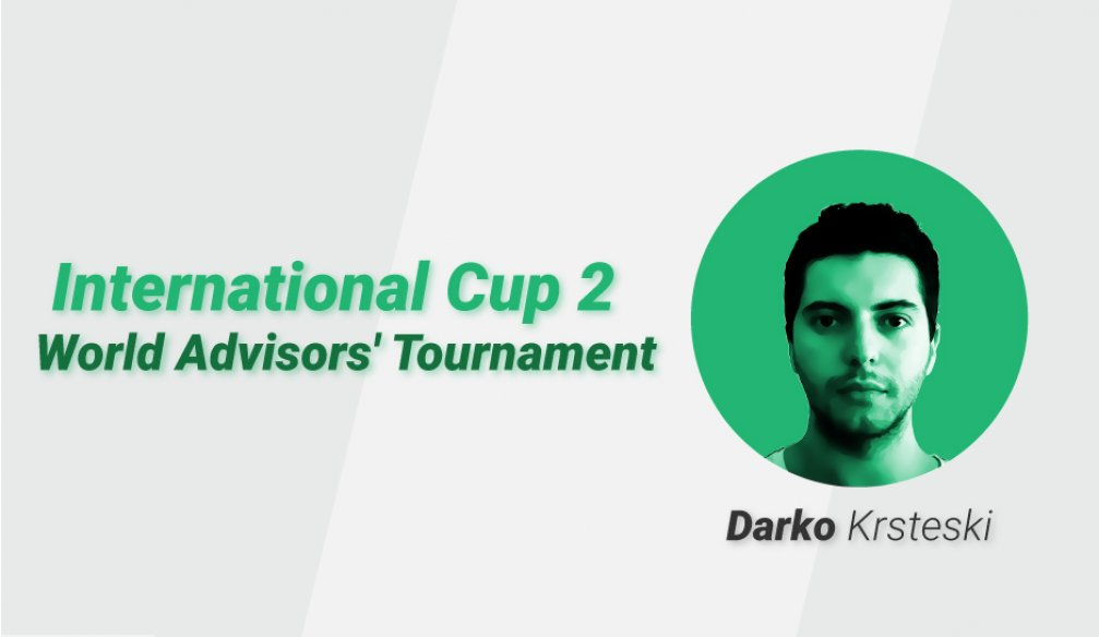 International Cup 2 Results