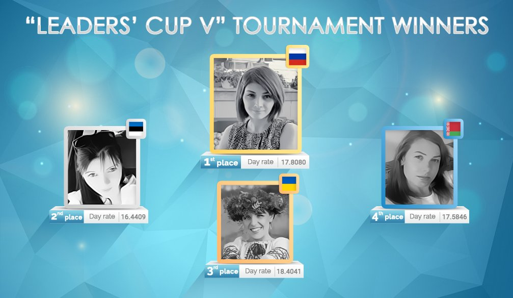 """Leaders' Cup V"" Results"