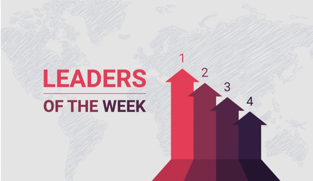 Leaders of Week