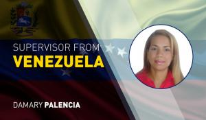 Damary Palencia: 'I Want to Drive Venezuela to Become a Successful Country'