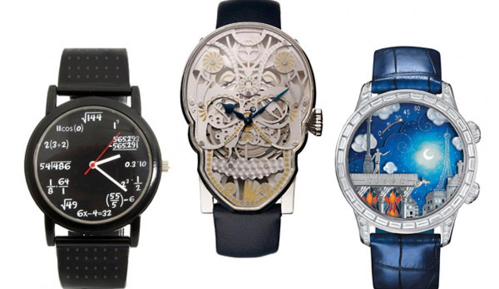 Adorn Your Wrist with Most Original Watches