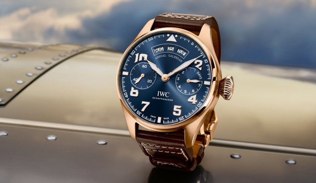 "The ""Fairytale"" IWC Watches"