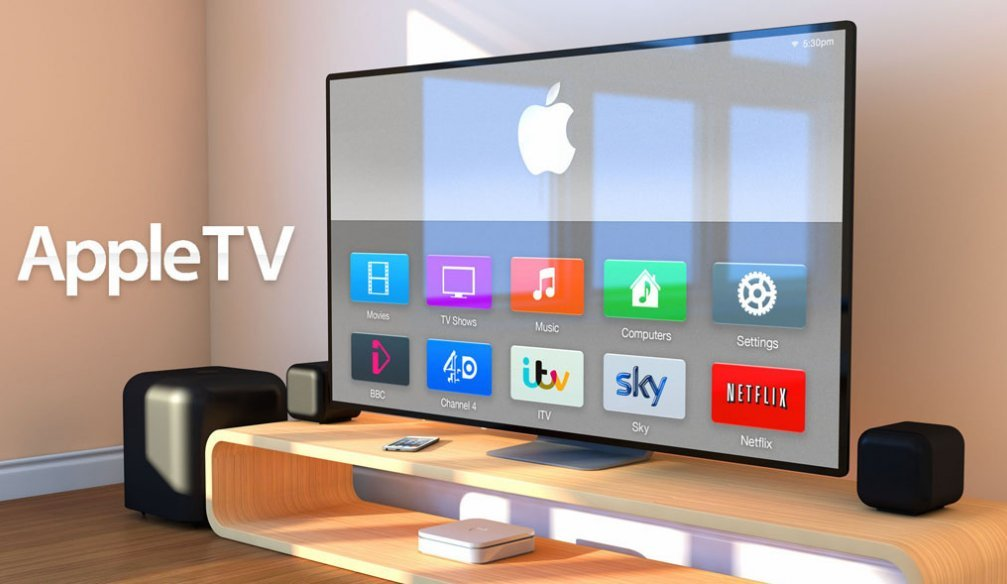 Apple TV: The Future of Television Is Here