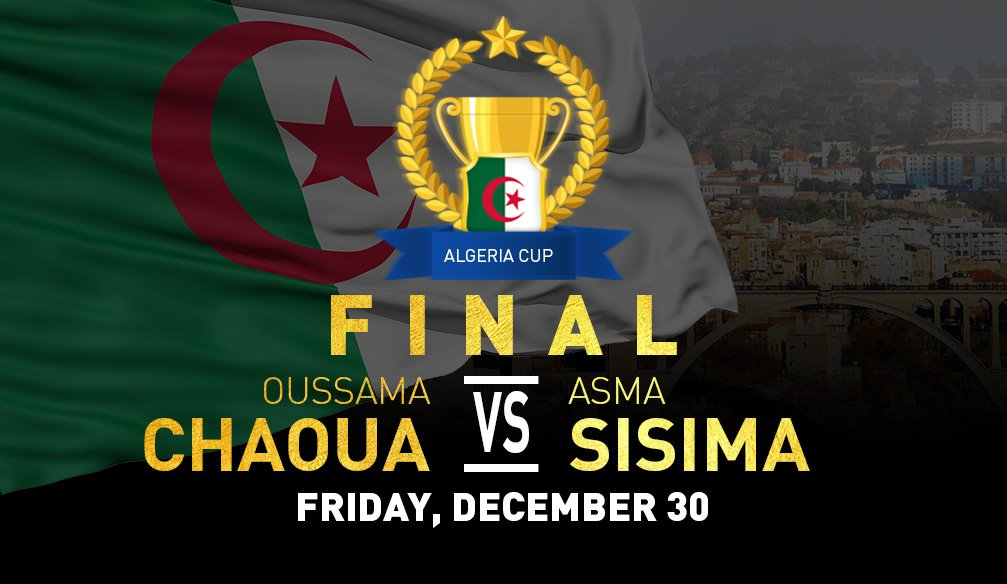 Oussama Chaoua Sidelines November Algeria Cup Winner and Reaches the Final Round