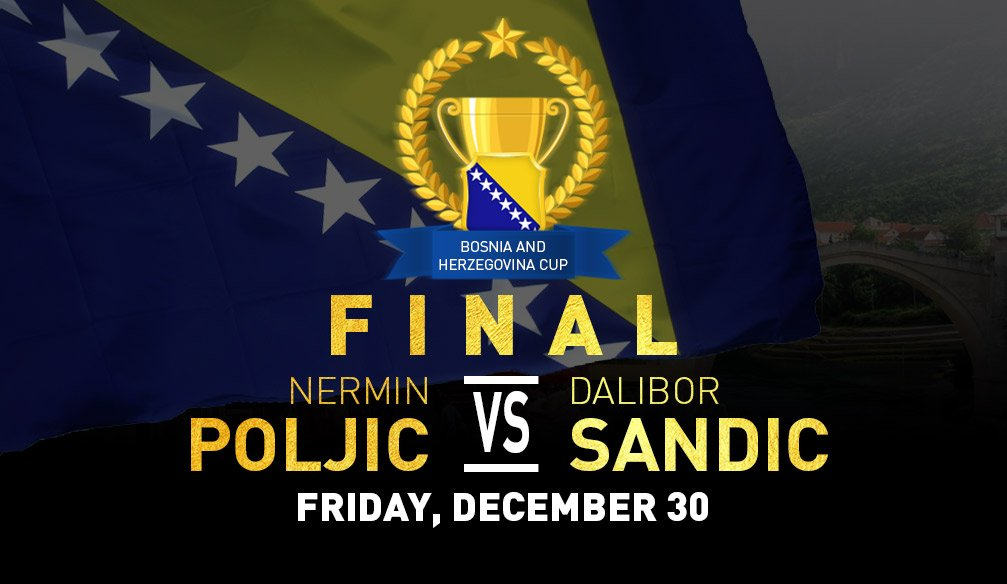 Dalibor Sandic's Easy Access to Final