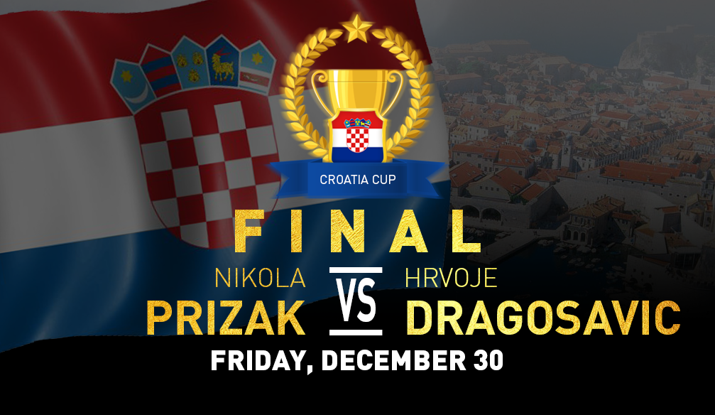 Nikola Prizak in the Lead in Two Tournaments at Once