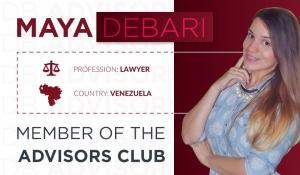 "Maya Debari: ""This kind of investments grows from year to year"""