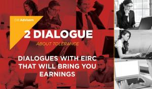 2nd dialogue. About tolerance